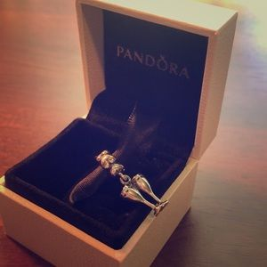 Pandora 💜🥂 charm